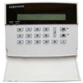 GEM-DXK2 GEM -mallien käyttönäppäimistö